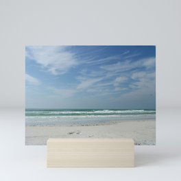 Siesta Key Mini Art Print