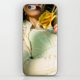 Qu'ils mangent de la brioche V - Marie Antoinette iPhone Skin