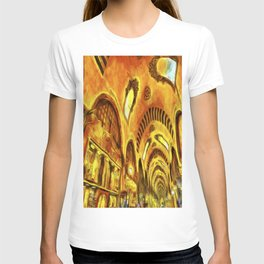 Spice Bazaar Van gogh T-shirt