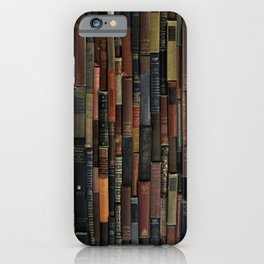 Books on Books iPhone Case