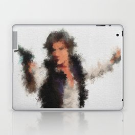 Han Solo Laptop & iPad Skin