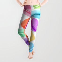 Macaron Rainbow Leggings