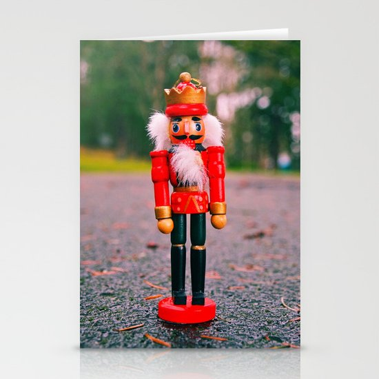 South Park  nutcracker Stationery Cards