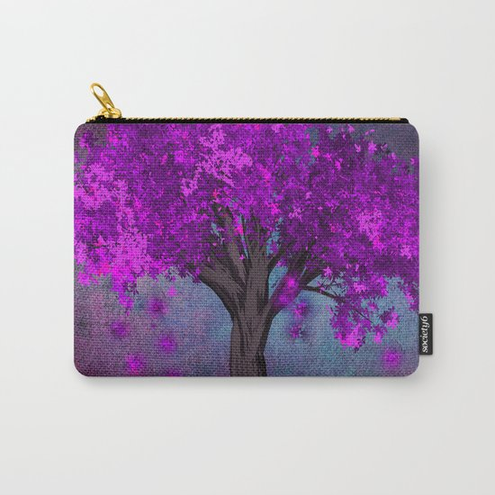 TREE OF PINK Carry-All Pouch