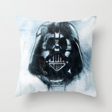 Dark Side Throw Pillow