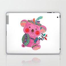 The Pink Koala Laptop & iPad Skin
