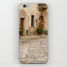 In Montefioralle iPhone Skin