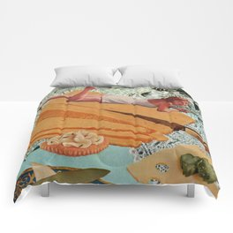 Money Can't Buy You Happiness, But It Can Buy You Cheese Comforters
