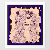 Kaeflo Art Print