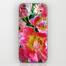 Flower Bouquet iPhone & iPod Skin