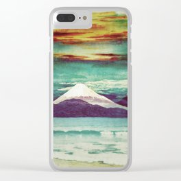 Living Rapture in Yeno Clear iPhone Case
