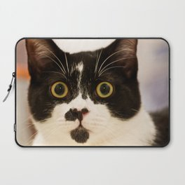 Pussy cat, pussy cat Laptop Sleeve