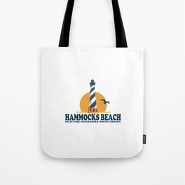 Hammocks Beach State Park. Tote Bag