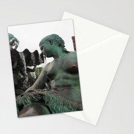 Neptunbrunnen Stationery Cards