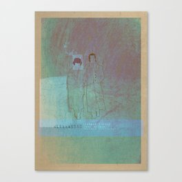 Withnail&I Canvas Print
