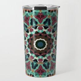 Mandala, folk Travel Mug
