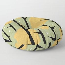 Yeti Dreams Floor Pillow