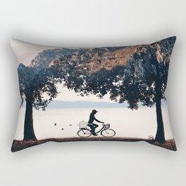 Into the Nature II Rectangular Pillow