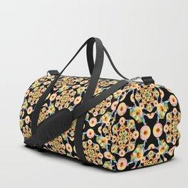 Pastel Carousel Filigree Duffle Bag