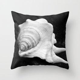 Shell No.2 Throw Pillow