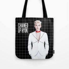 Chained Up Hyuk Tote Bag