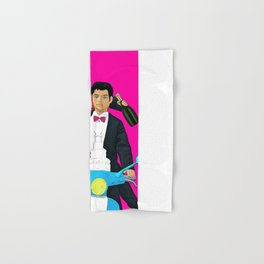Just Married! Cool Gay Marriage Design! Queer Art! Hand & Bath Towel