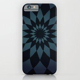Wonderland Floor in Muted Rain Colors iPhone Case