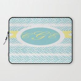 Fern Banner Laptop Sleeve