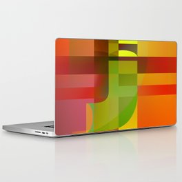 Letter J Laptop & iPad Skin