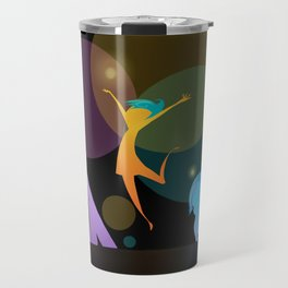 Voices inside my head Travel Mug