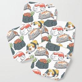 Sushi Cats Coaster