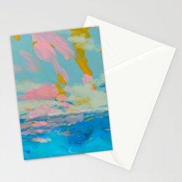 la mer in summer  Stationery Cards