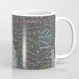 Math Lessons Coffee Mug