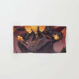 Demon of Pride and Conquest Hand & Bath Towel