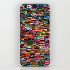 Traffic in India iPhone & iPod Skin
