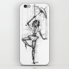 Puppet iPhone Skin