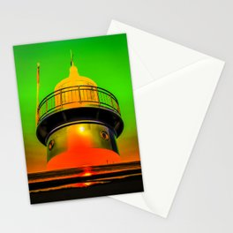 Lighthouse romance 100 Stationery Cards
