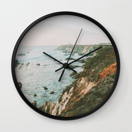 Pacific Highway Lighthouse II Wall Clock