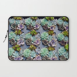 succulent cupcakes Laptop Sleeve