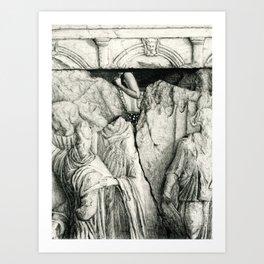 Curia Julia Art Print