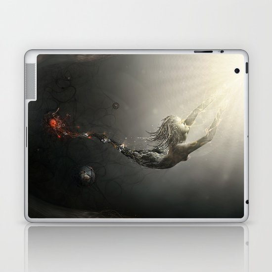 Rebirth Laptop & iPad Skin