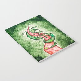 The Dragon and The Tower Notebook