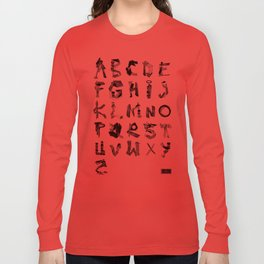 Avalanche ABC Long Sleeve T-shirt
