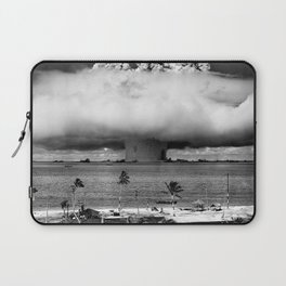 Operation Crossroads: Baker Explosion Laptop Sleeve