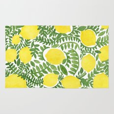 The Fresh Lemon Rug