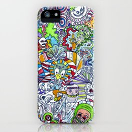 FUNHOUSE iPhone Case