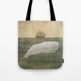 Far From Nantucket  Tote Bag