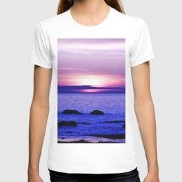 Dusk on the Saint-Lawrence T-shirt