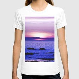 Dusk on the Saint-Lawrence T-shirt