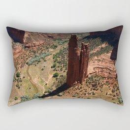 Amazing Spider Rock Rectangular Pillow